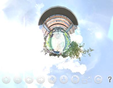 Виртуальный тур БЦ Гранд Сетунь Плаза